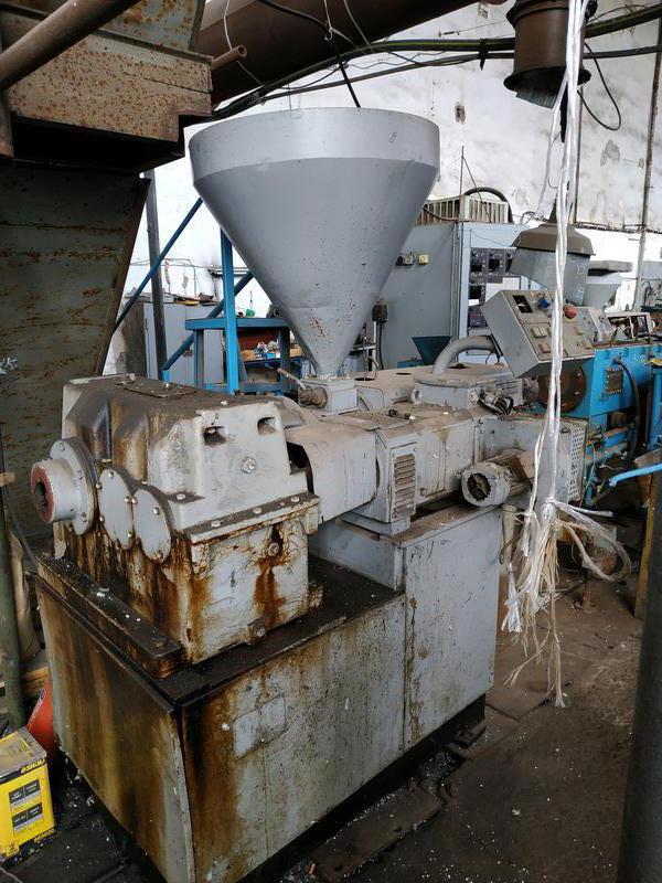 Экструдер для производства ПЕ труб - Фото 4