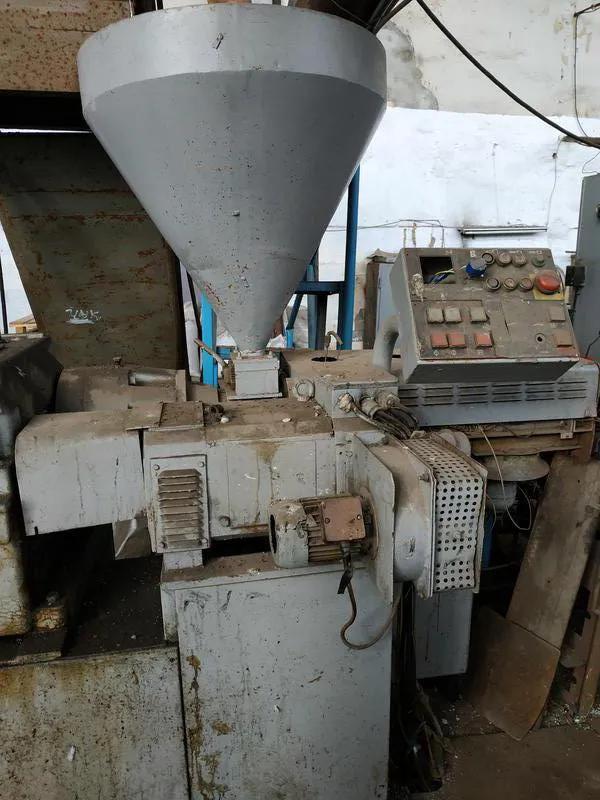 Экструдер для производства ПЕ труб - Фото 5
