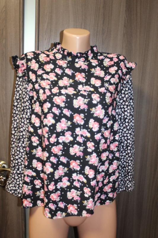 Блузка вискоза by very в идеальном состоянии l
