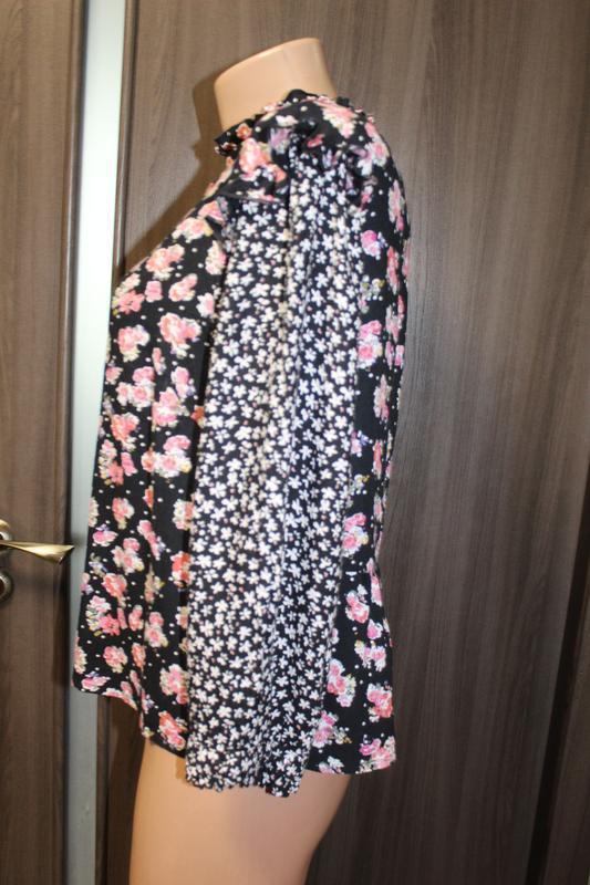 Блузка вискоза by very в идеальном состоянии l - Фото 3