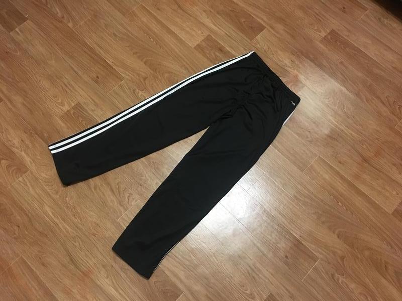 Суперовые спортивные штаны от adidas - young boys essentials 3... - Фото 4