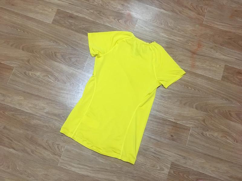 Крутая компрессионная футболка от nike pro combat - Фото 2