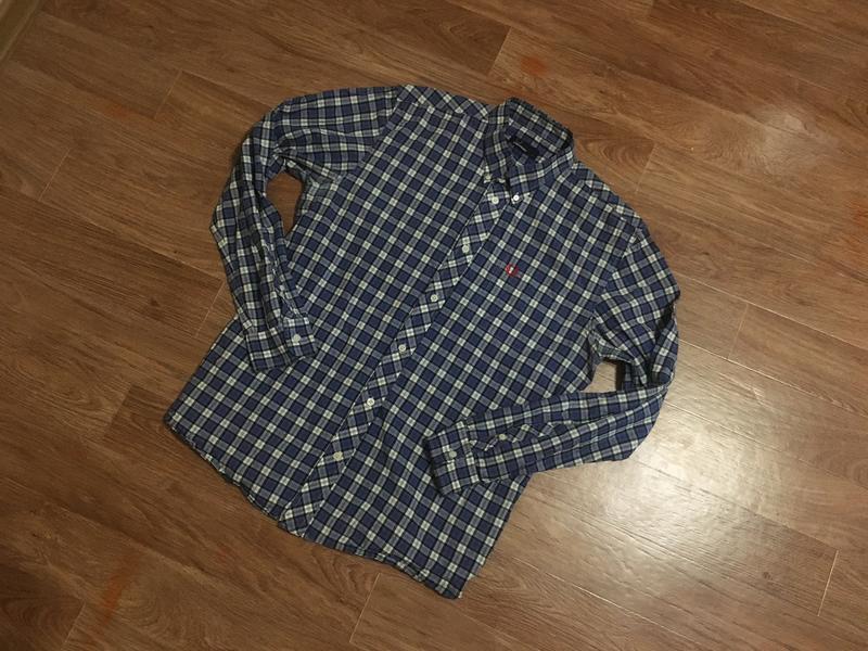 Крутейшая рубашка от fred perry