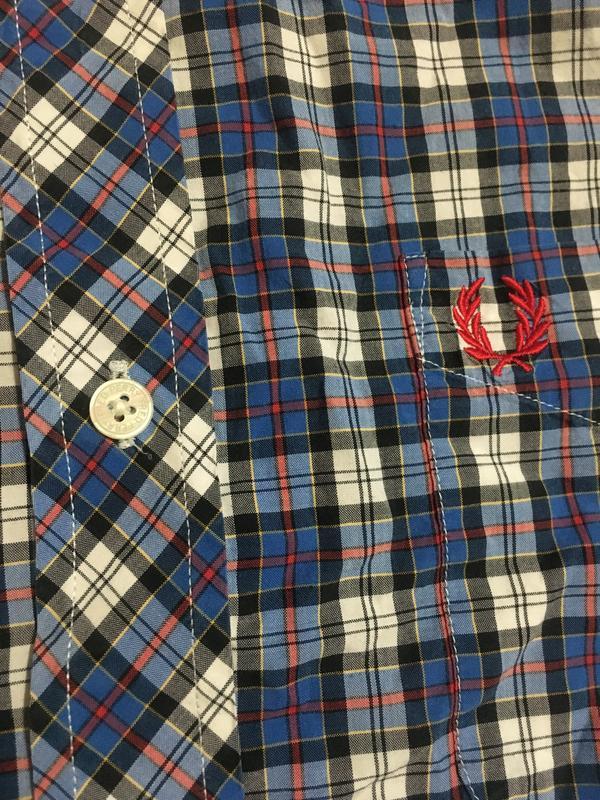Крутейшая рубашка от fred perry - Фото 5
