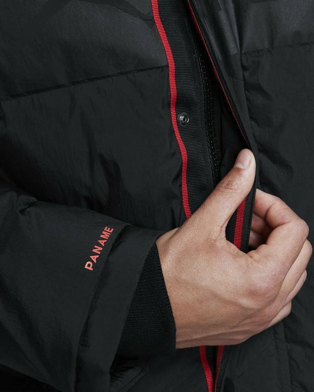 Пуховик куртка парка зимняя nike jordan (s-m-l-xl-2xl) оригина... - Фото 6