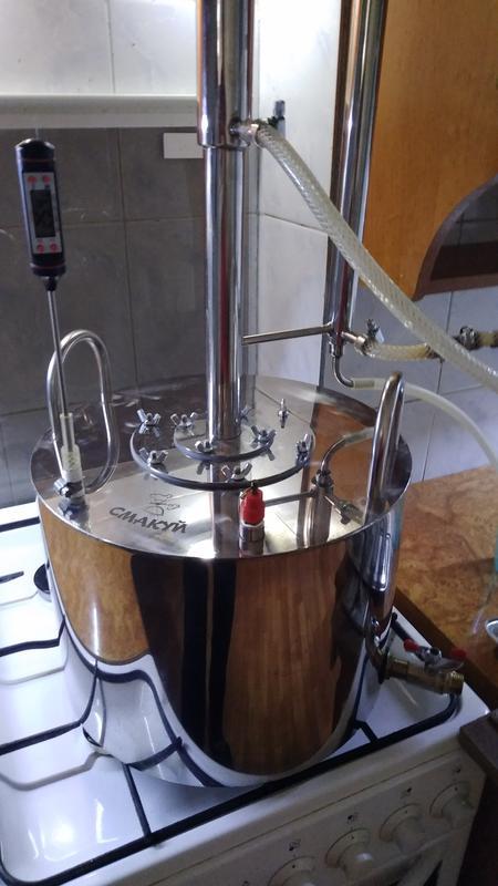 Заводской аппарат для приготовления алкоголя для домашнего исполь - Фото 3