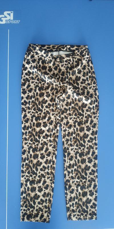 Брючный костюм esmara леопардовый принт - Фото 4