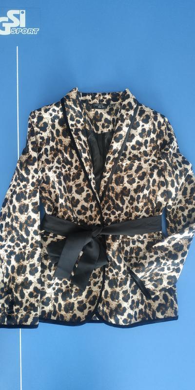Брючный костюм esmara леопардовый принт - Фото 5