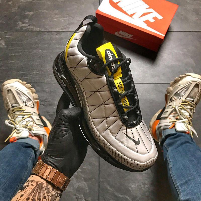 🔥 Nike Air Max 720-98 Grey Black. - Фото 2
