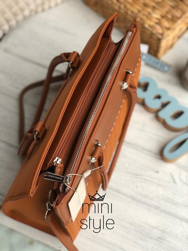 Сумка на длинной ручке cross-body сумочка трендовая и стильная... - Фото 2