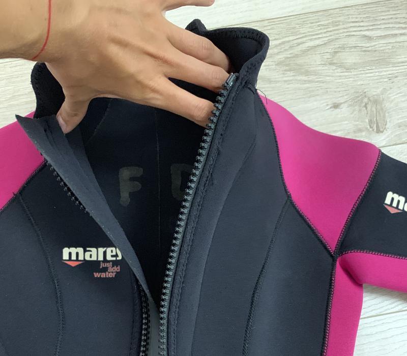 Плавательный костюм,гидрокостюм mares mira термокостюм - Фото 2