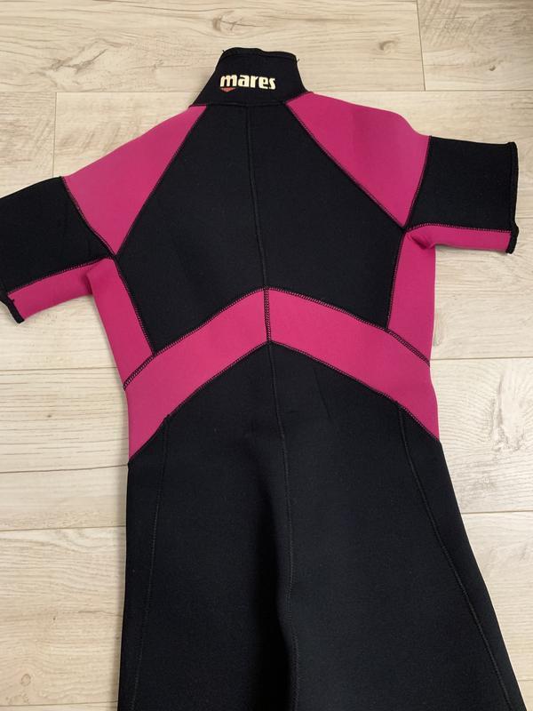 Плавательный костюм,гидрокостюм mares mira термокостюм - Фото 3