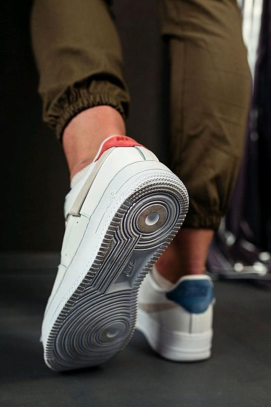 Женские кроссовки Nike Air Force 1 low - Фото 6