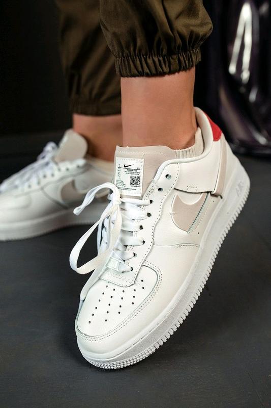 Женские кроссовки Nike Air Force 1 low - Фото 5