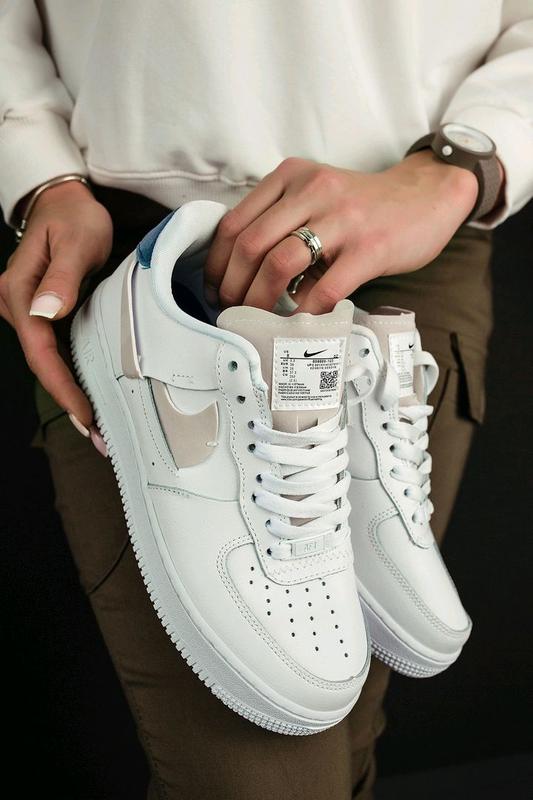 Женские кроссовки Nike Air Force 1 low - Фото 2