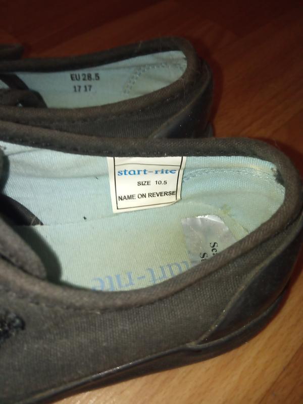 Туфли, мокасины 28.5 рр, 17.5 см start-rite - Фото 5