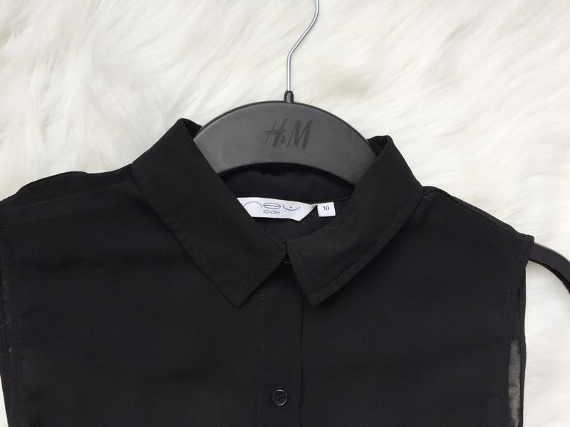Шифоновая блуза, блуза, прозрачная блуза - Фото 3