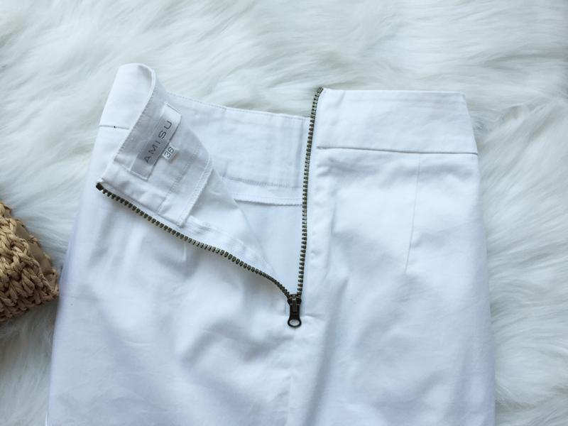 Юбка, белая юбка - Фото 3