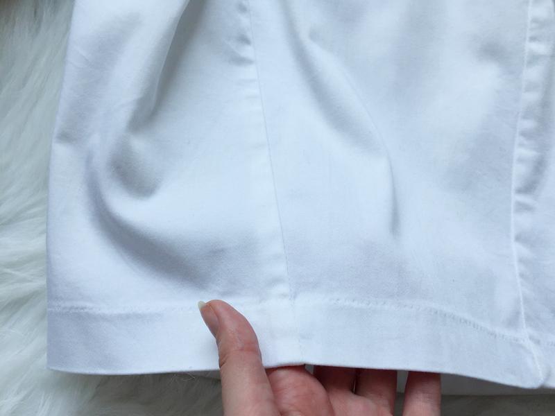Юбка, белая юбка - Фото 4