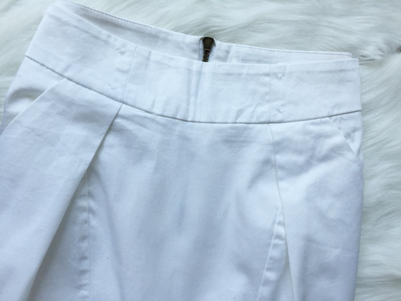 Юбка, белая юбка - Фото 5