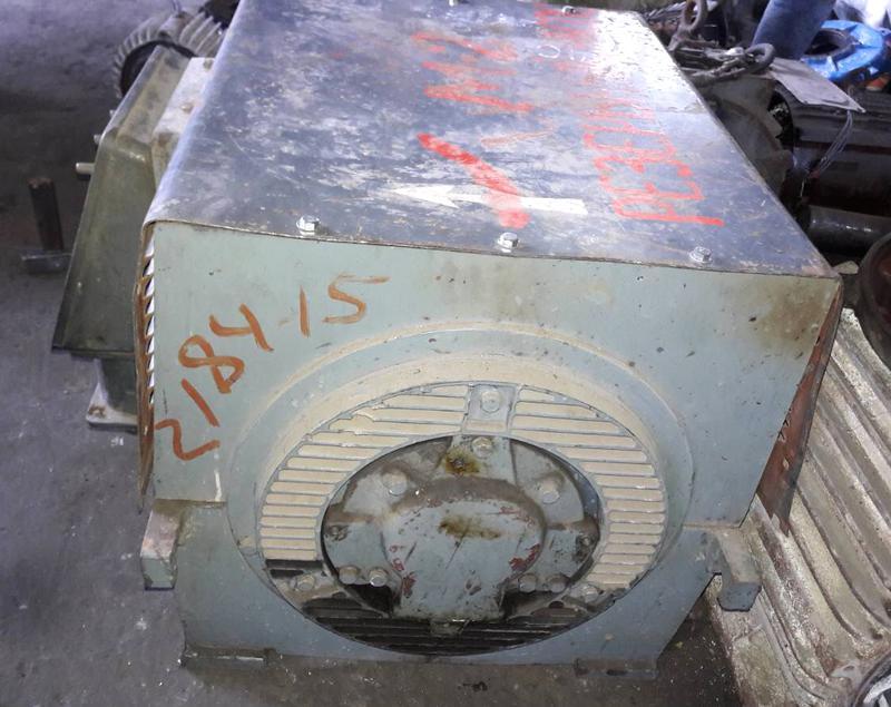 Электродвигатель 4АМН 280 132 кВт 1500 об/мин - Фото 5