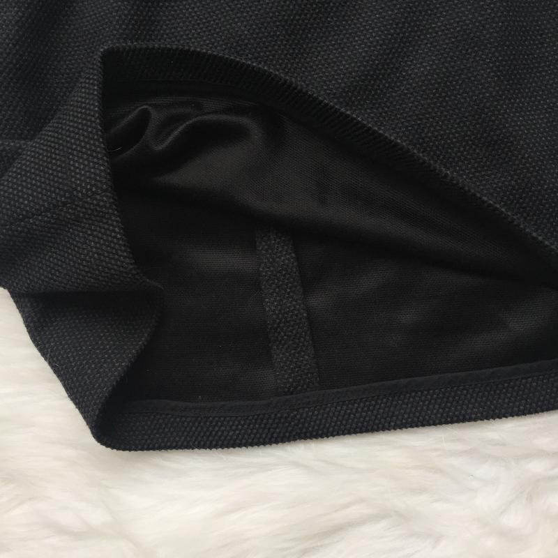Юбка, юбка hema, серая юбка, короткая юбка - Фото 6