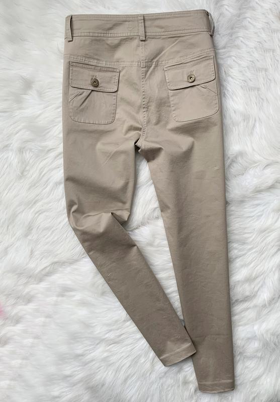 Гтаны, штани, брюки, бежевые, navyboot - Фото 2