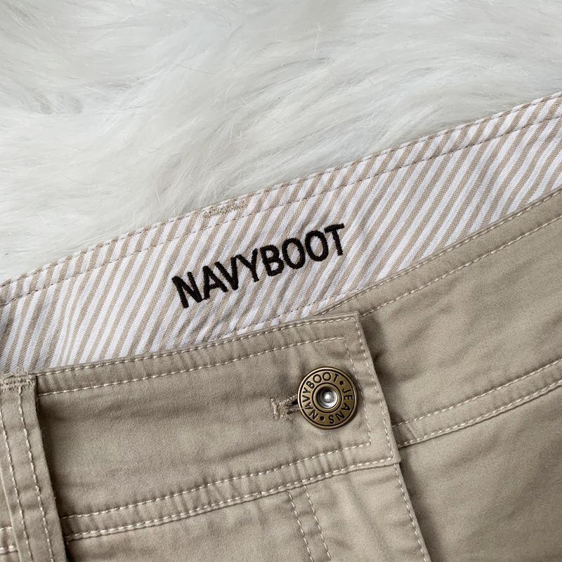 Гтаны, штани, брюки, бежевые, navyboot - Фото 4