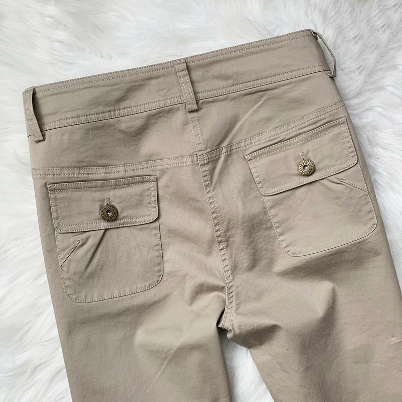 Гтаны, штани, брюки, бежевые, navyboot - Фото 5