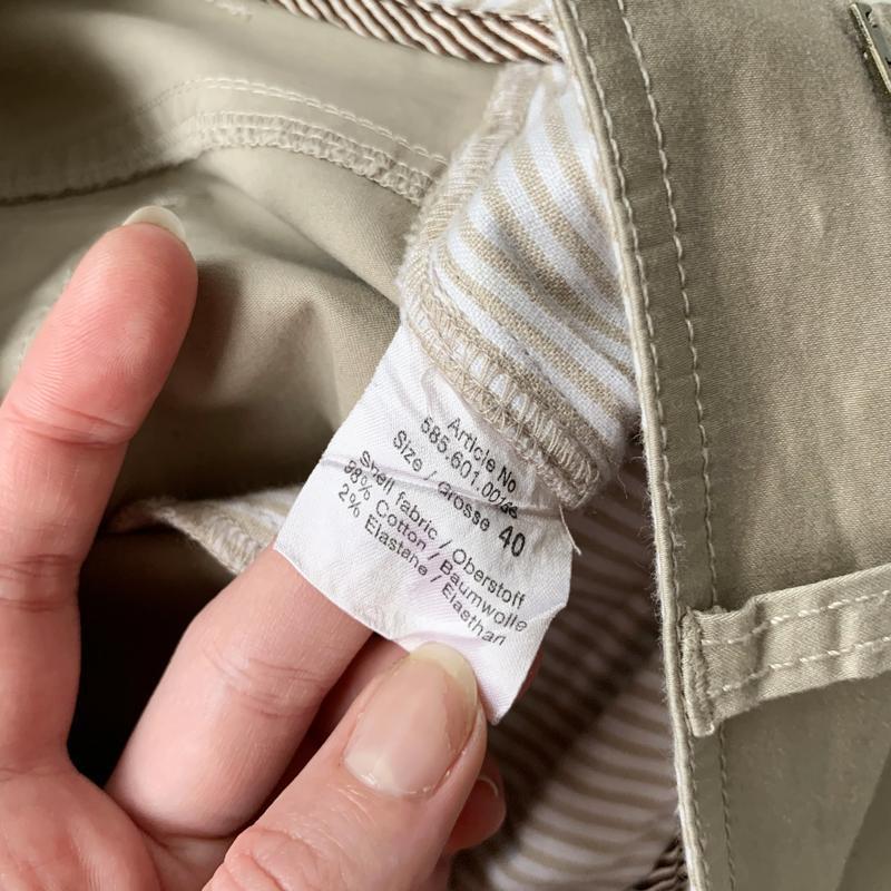 Гтаны, штани, брюки, бежевые, navyboot - Фото 6