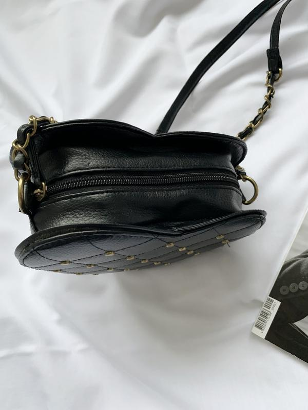 Сумка, сумочка, кроссбоди, crossbody,в виде сердца,у вигляді с... - Фото 6