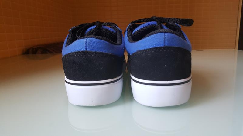 Замшевые кроссовки nike sb original - Фото 3