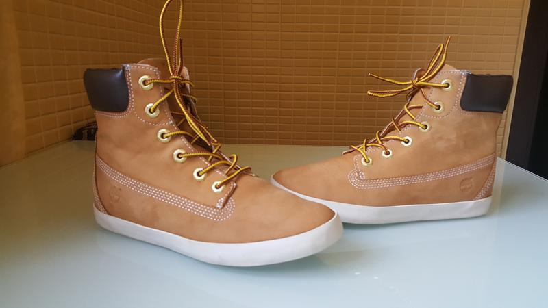 Культовые женские ботинки timberland
