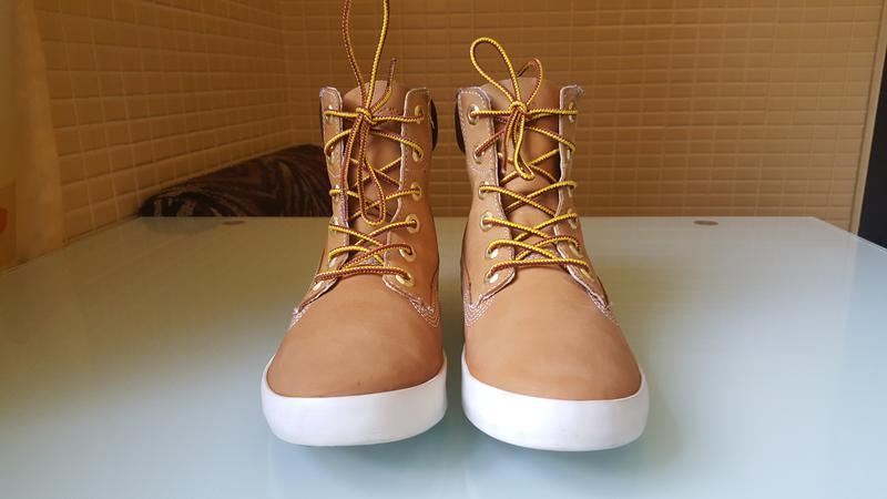Культовые женские ботинки timberland - Фото 2