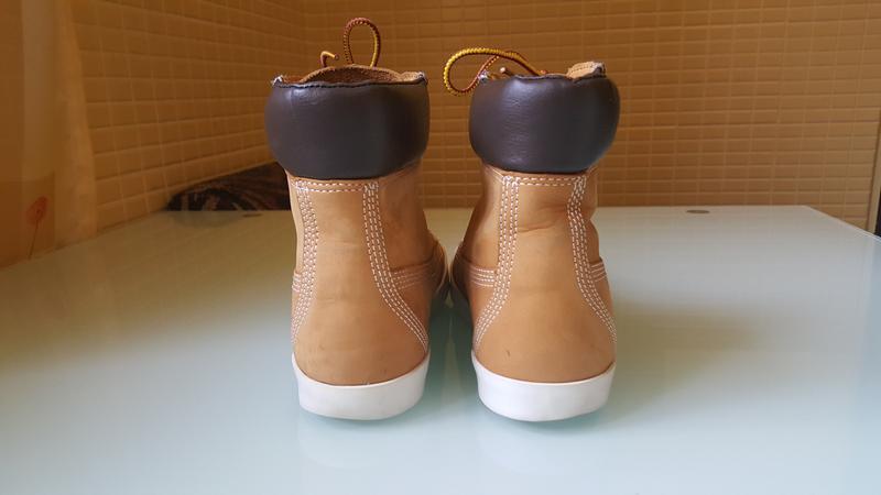 Культовые женские ботинки timberland - Фото 4