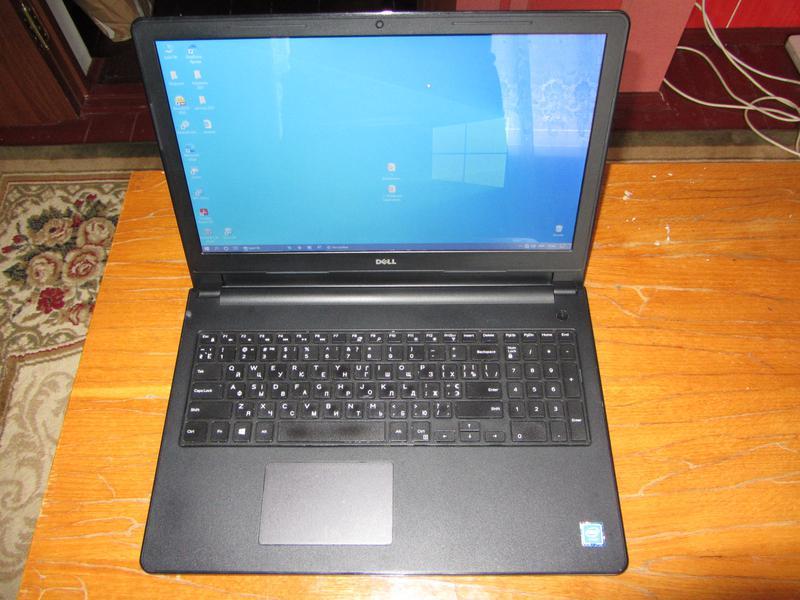 Ноутбук Dell Inspiron 15 Celeron N3060\4Gb\500Gb HDD\15,6 HD+