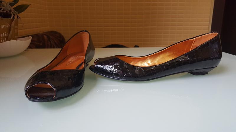 Стильные женские туфли под французский пальчик bronx