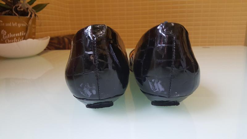Стильные женские туфли под французский пальчик bronx - Фото 4