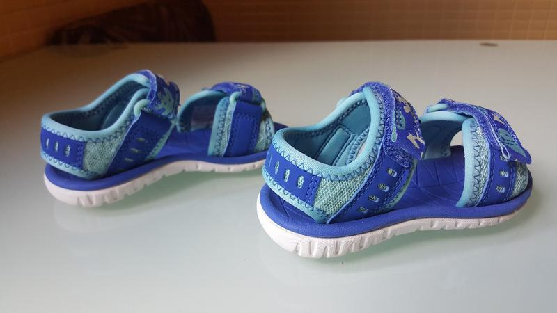 Детские фирменные сандали clarks original - Фото 2