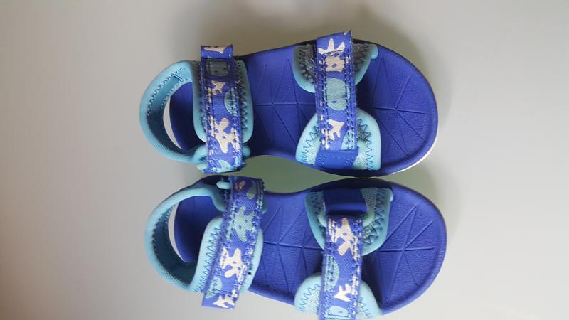 Детские фирменные сандали clarks original - Фото 5
