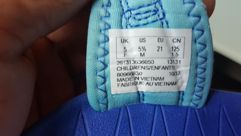 Детские фирменные сандали clarks original - Фото 6