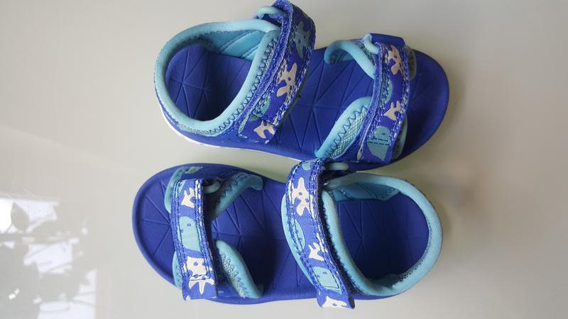 Детские фирменные сандали clarks original - Фото 7