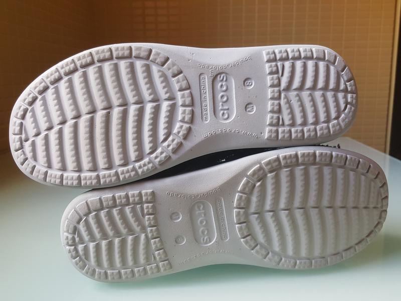 Мужские фирменые мокасины crocs original - Фото 6