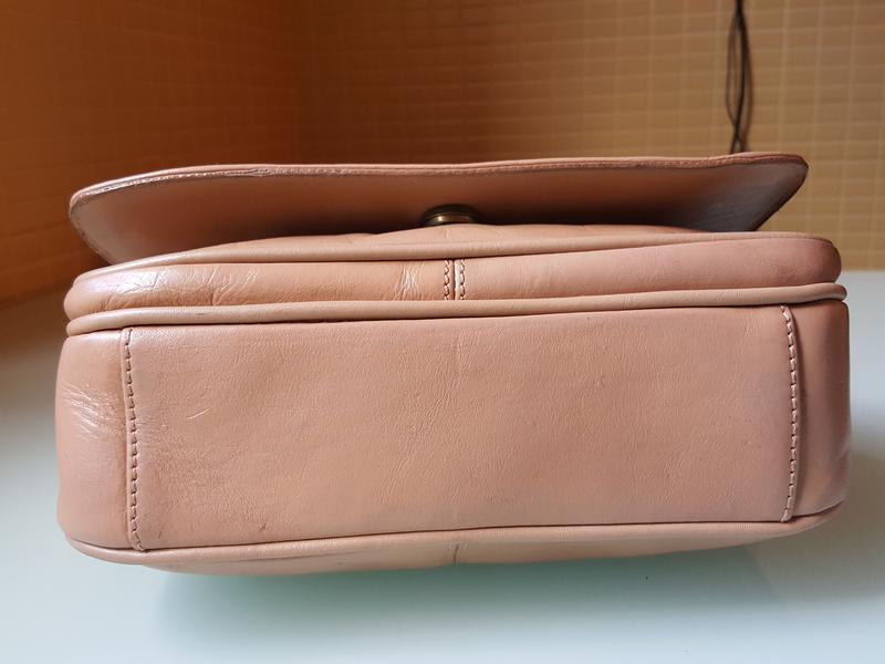 Женская практичная кожаная сумка melanic original - Фото 3