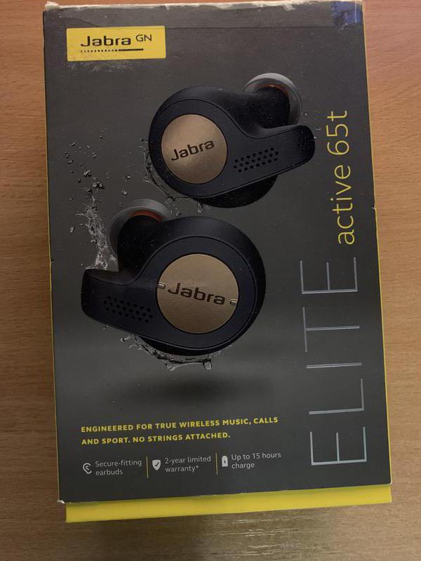 Jabra elite 65t  copper blue - Фото 2