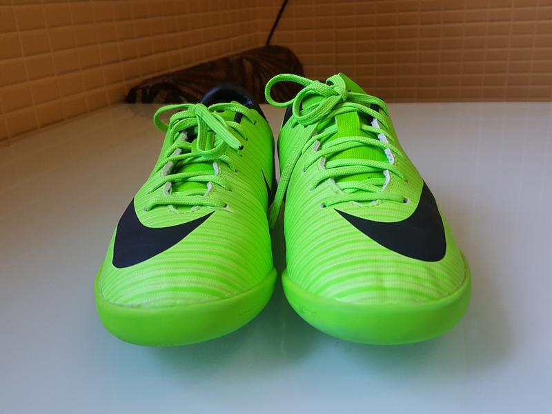 Фирменные красовки для футбола футзалки nike оригинал - Фото 4