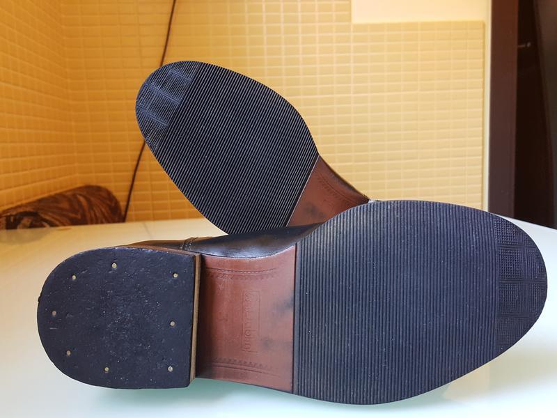 Кожаные демисезонные ботинки челси dublin оригинал - Фото 7