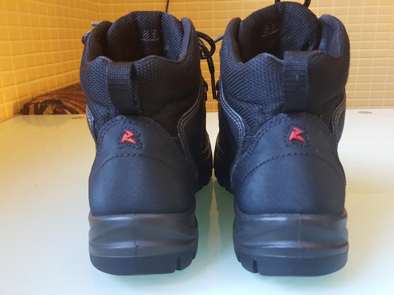 Горные фирменные ботинки ecco gore-tex original - Фото 7