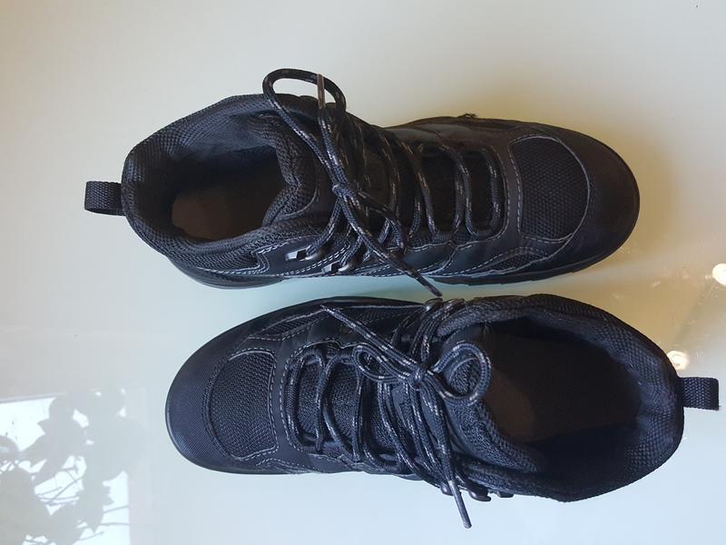 Горные фирменные ботинки ecco gore-tex original - Фото 8