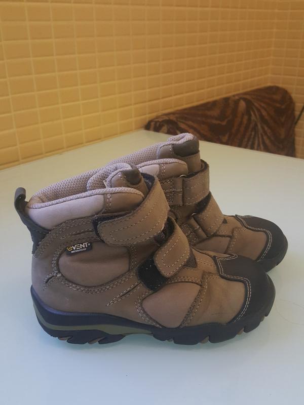 Зимние детские ботинки richter  original - Фото 2